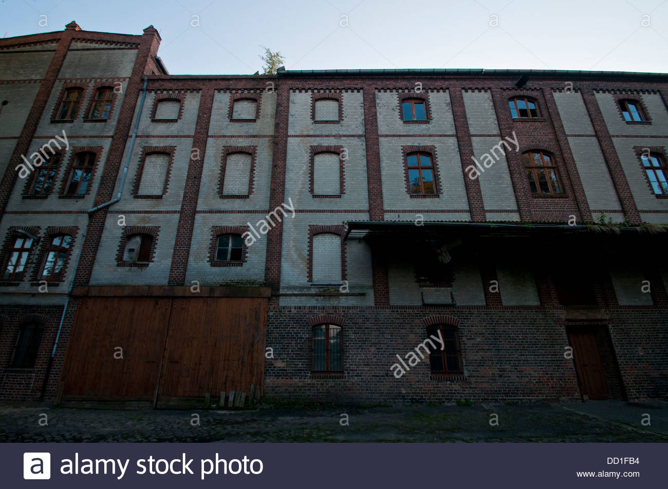 From outside, it really is quite inviting. - Stock Image