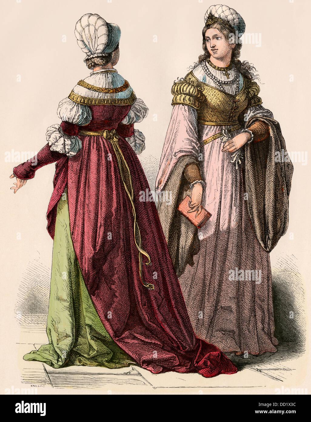 German clothing style fashion