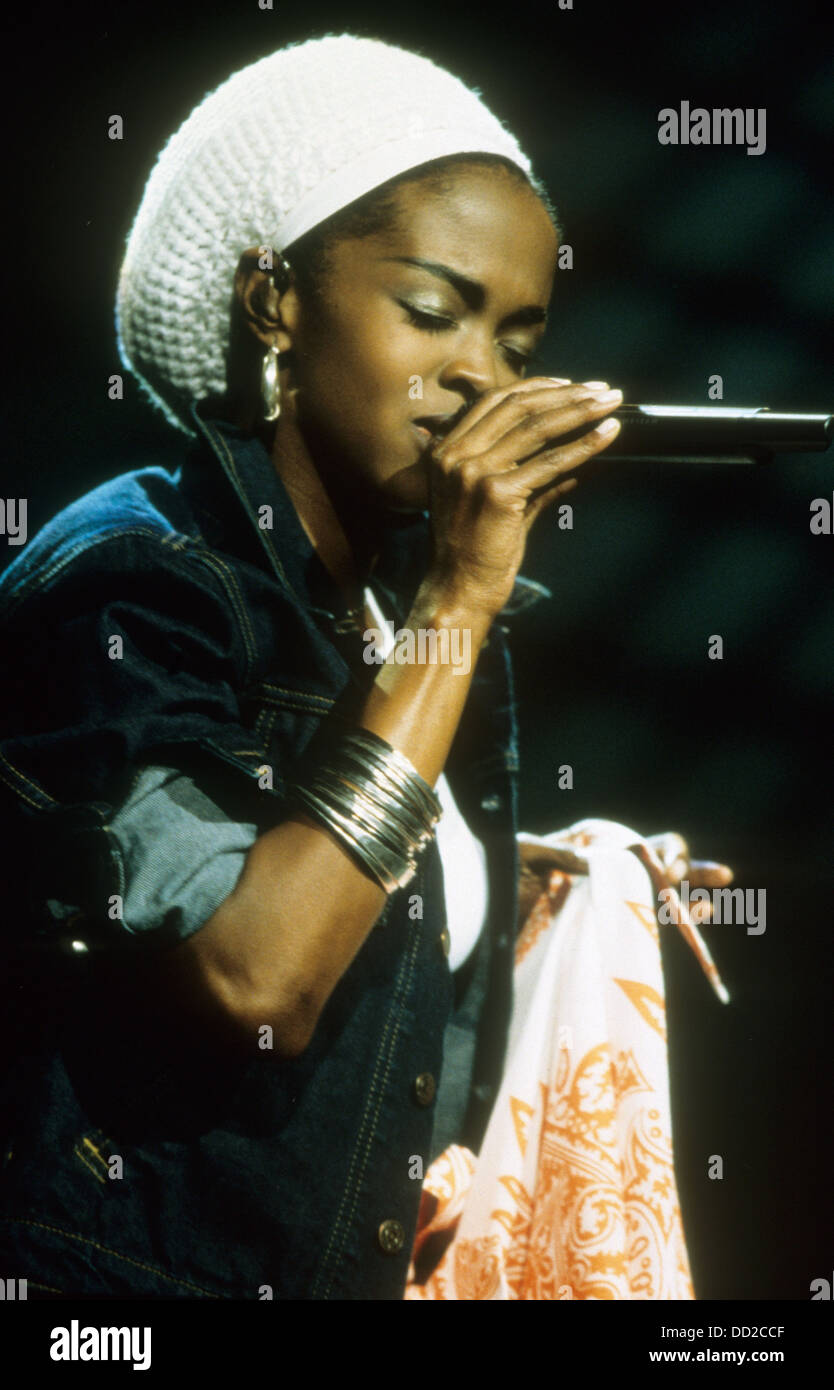 Lauryn Hill Stock Phot...