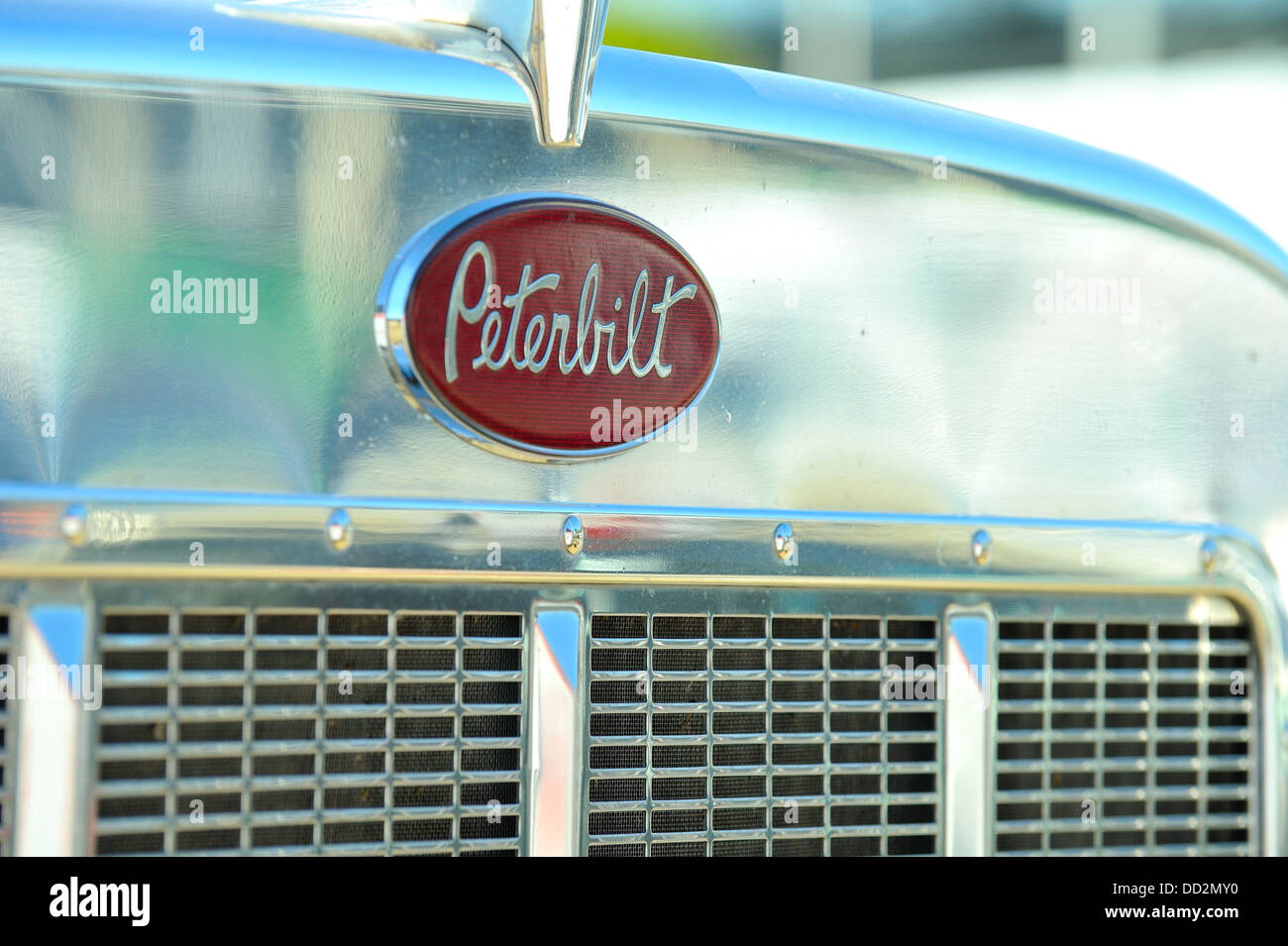 Mercedes Of Warwick >> Truck Badge Stock Photos & Truck Badge Stock Images - Alamy