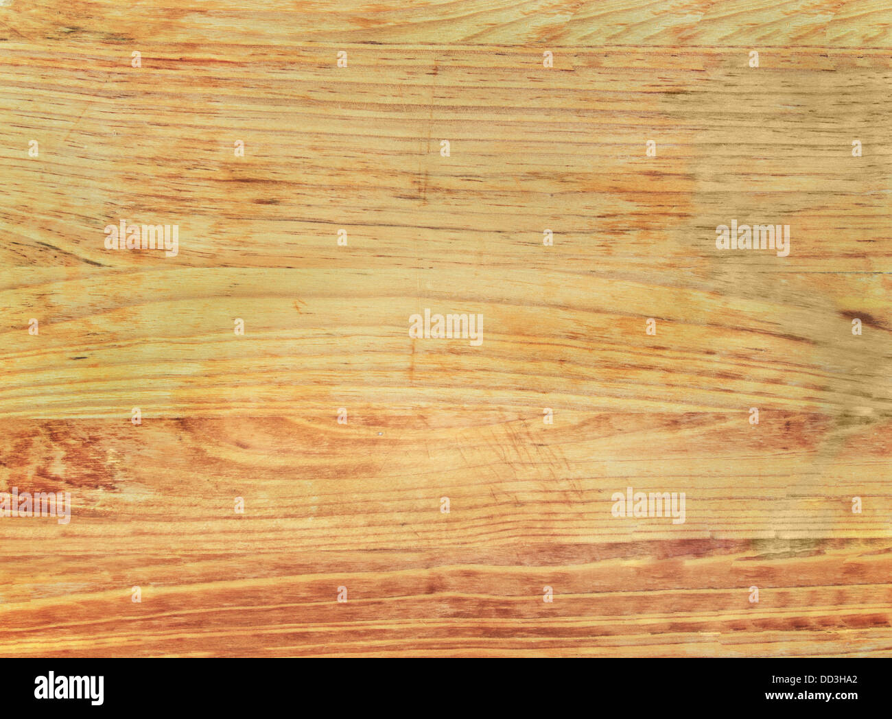 Grungy wooden texture for backdrop - Stock Image