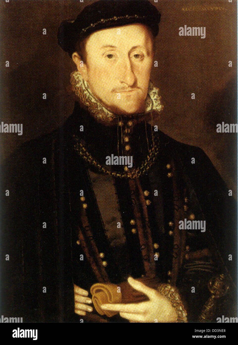 James Stewart, 1st Earl of Moray - Stock Image