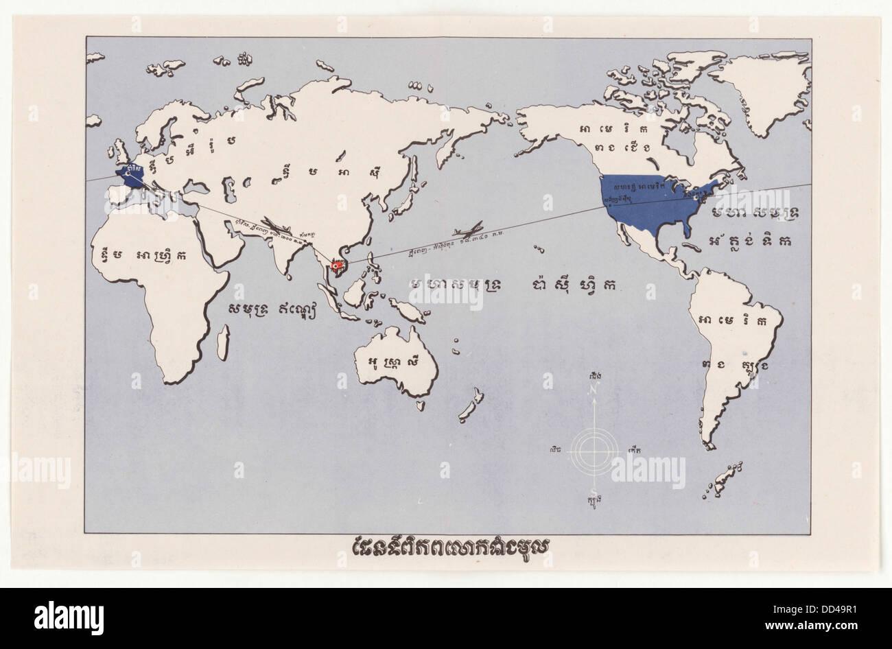 World Map - - 5730165 - Stock Image