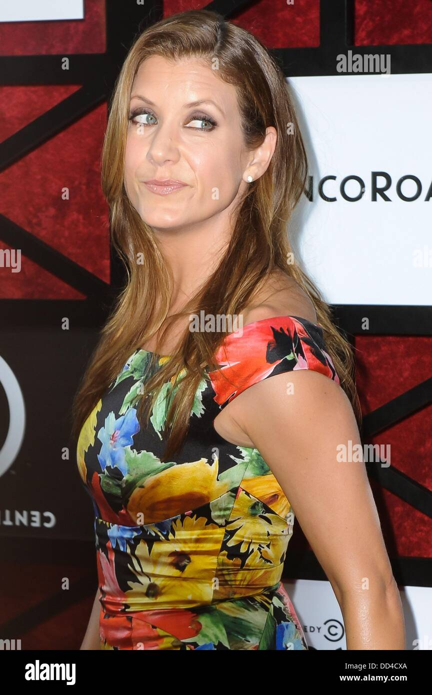Culver City, CA, USA. 25th Aug, 2013. Kate Walsh at arrivals for COMEDY CENTRAL Roast of James Franco, The Culver - Stock Image