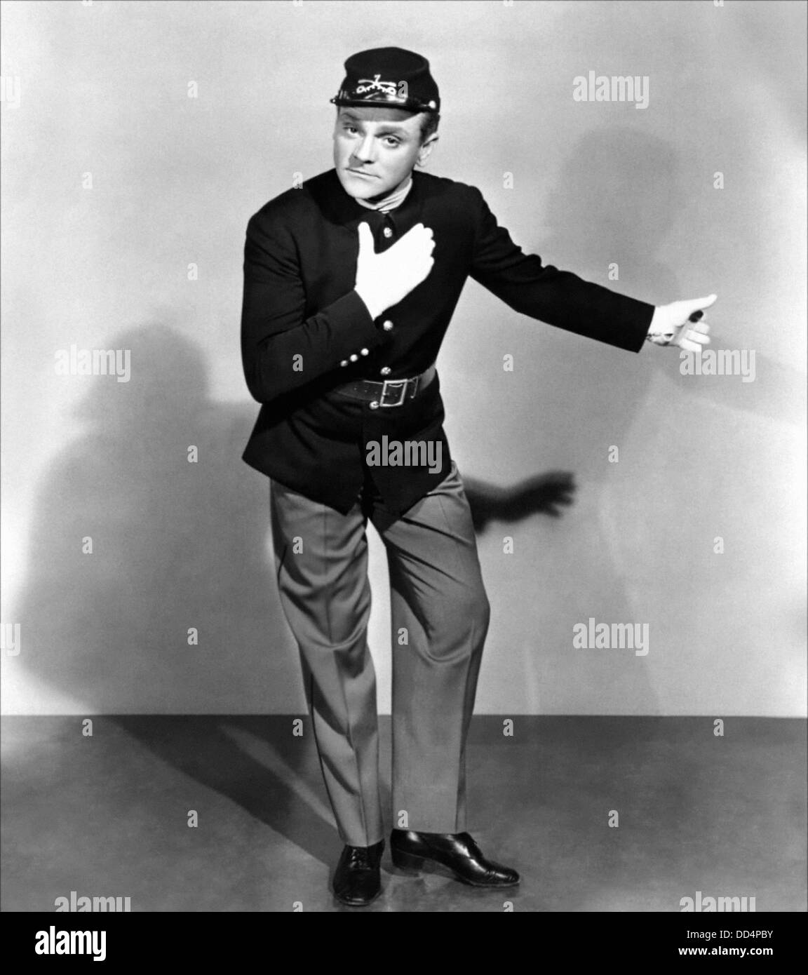 YANKEE DOODLE DANDY - James Cagney - Directed by Michael Curtiz - Warner Bros First National 1942 - Stock Image