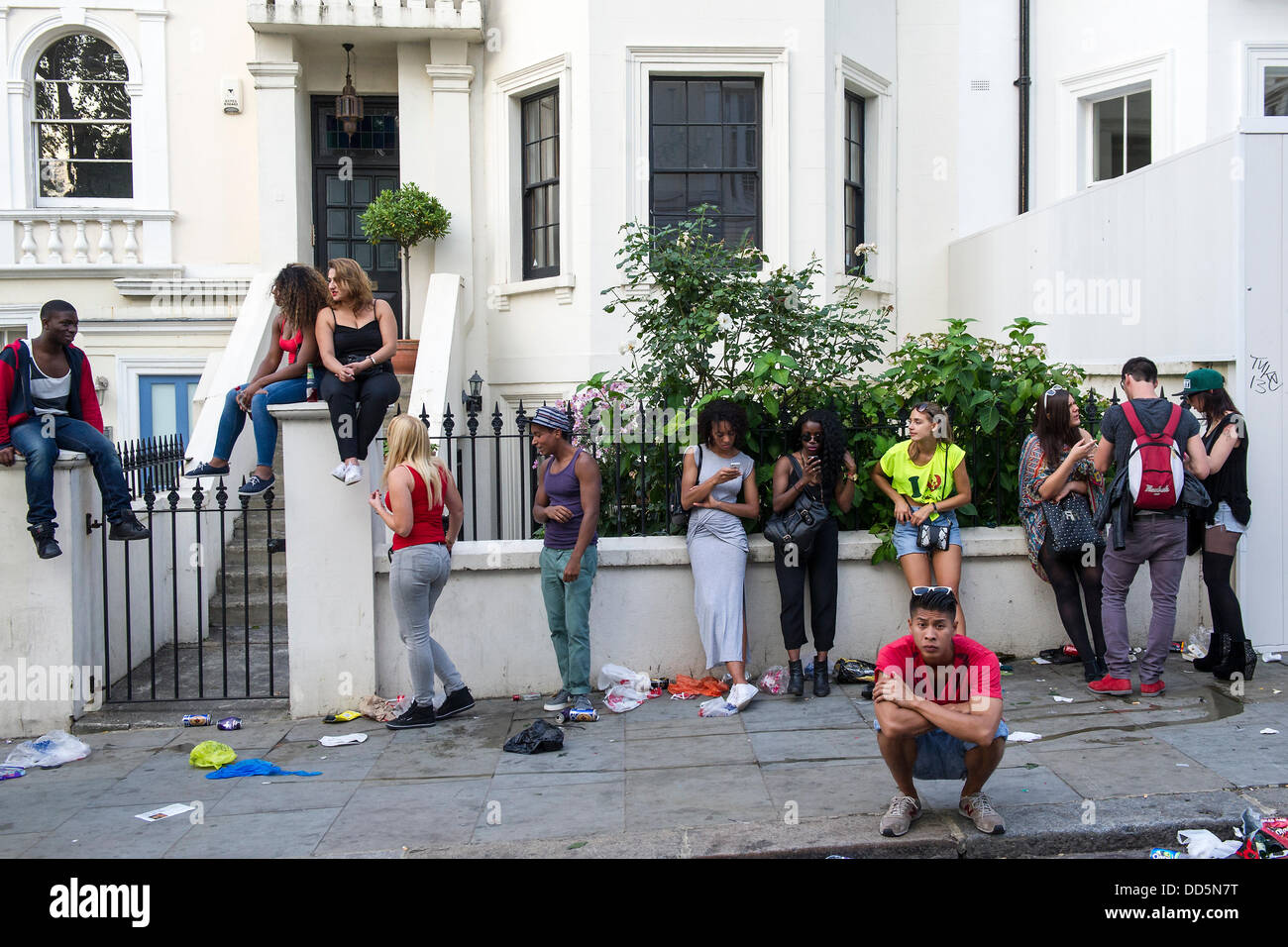 London, UK. 26th Aug, 2013. Notting Hill Carnival, London, UK,  26 August 2013. Credit:  Guy Bell/Alamy Live News Stock Photo