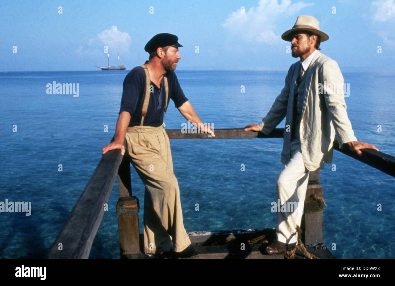 VICTORY (1996) FUGA PARA O AMOR (ALT) WILLEM DAFOE, MARK PEPLOE (DIR) VTRY 007 MOVIESTORE COLLECTION LTD - Stock Image