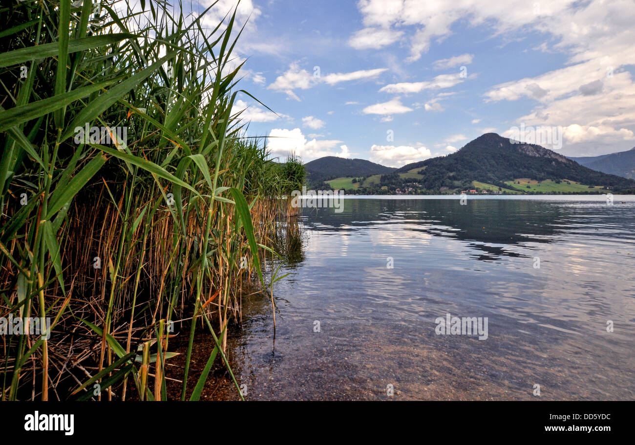 Schliersee, Upper Bavaria, Germany Stock Photo