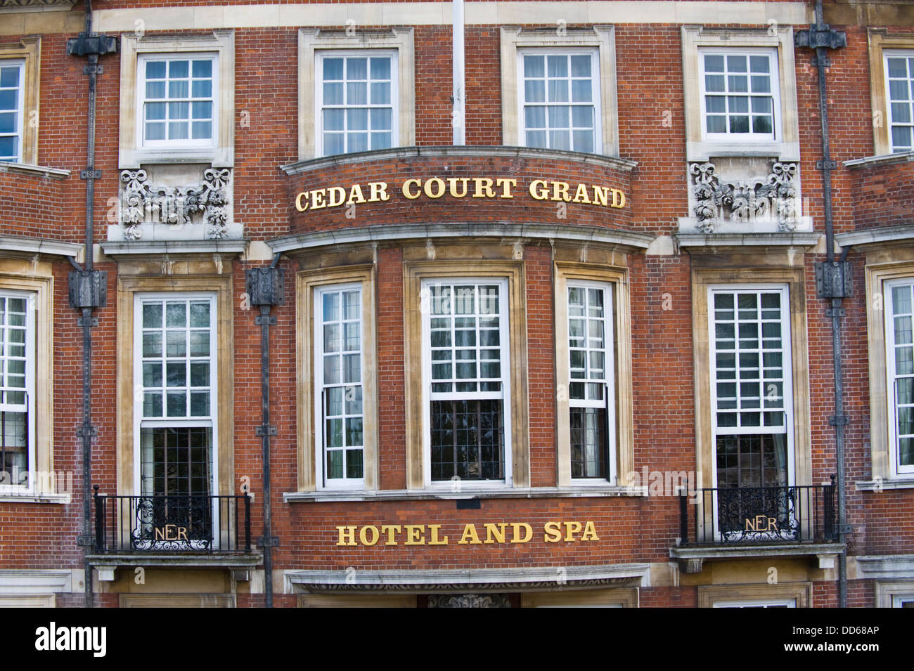 Cedar Court Grand Hotel & Spa in city of York North Yorkshire England UK Stock Photo