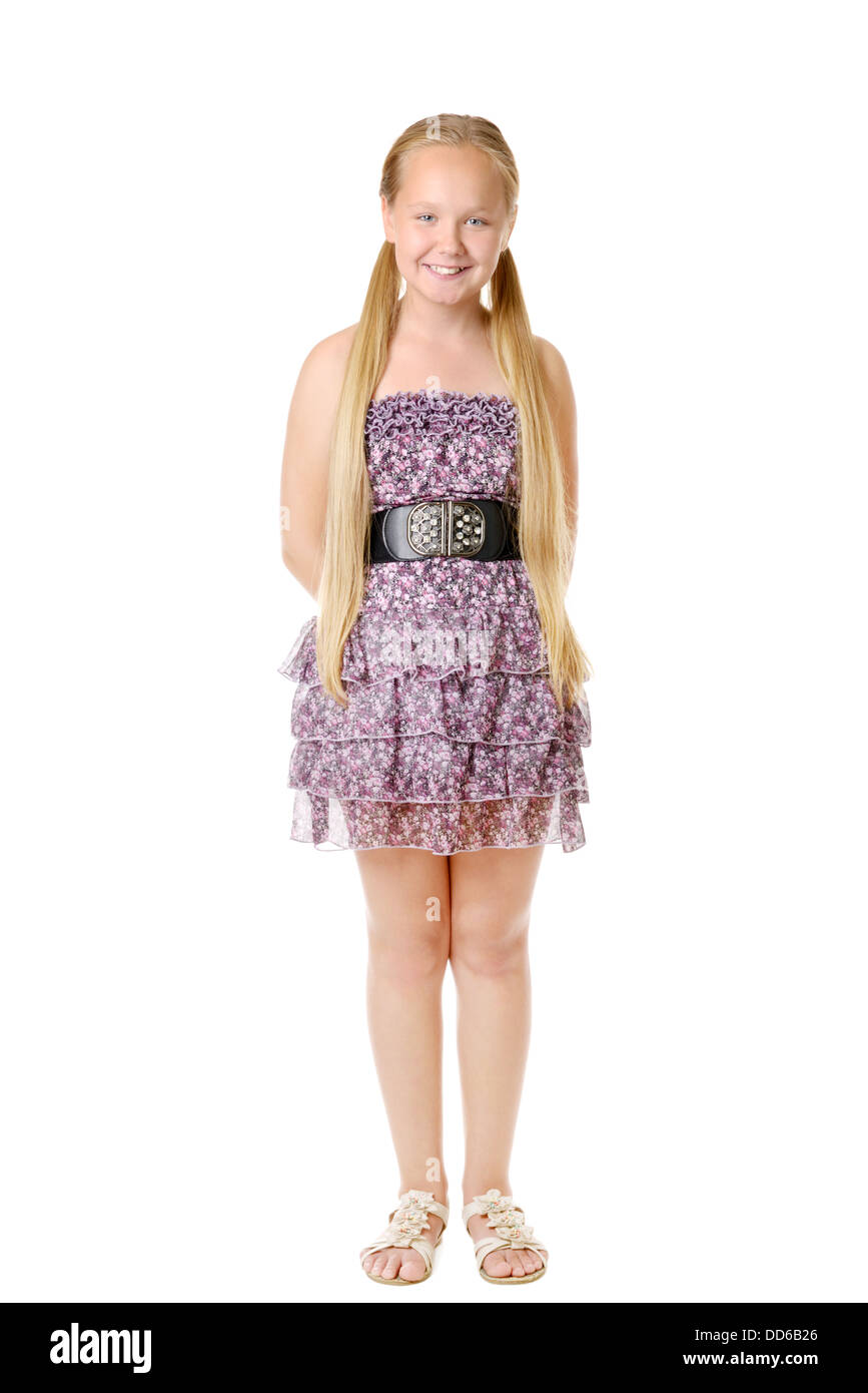 Pretty girl - Stock Image