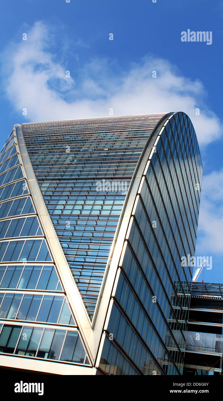 Moor House, 120 London Wall, In the City of London - Stock Image