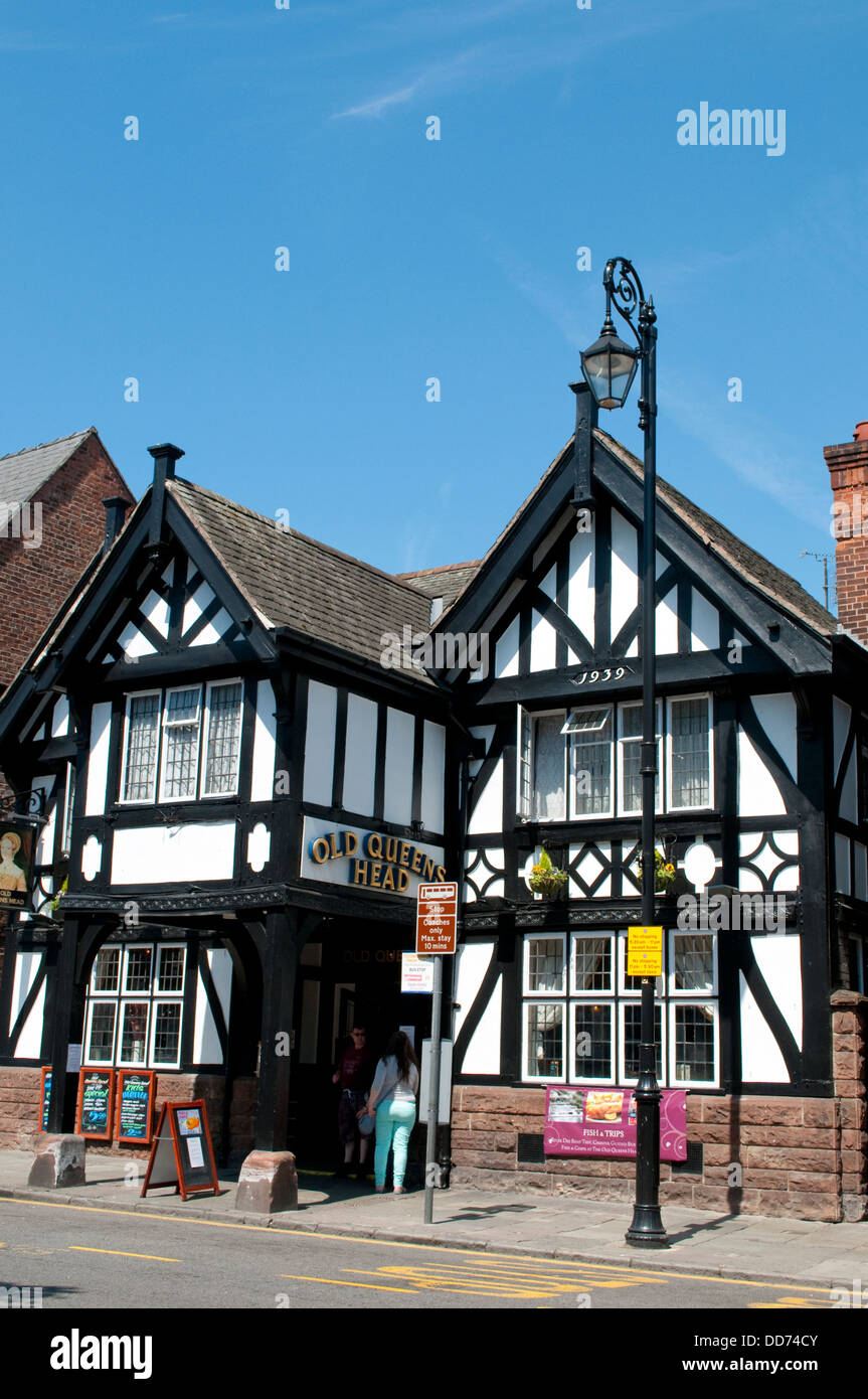 Chester Pub Stock Photos & Chester Pub Stock Images - Alamy