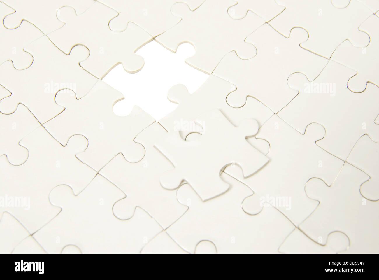 background puzzle - Stock Image