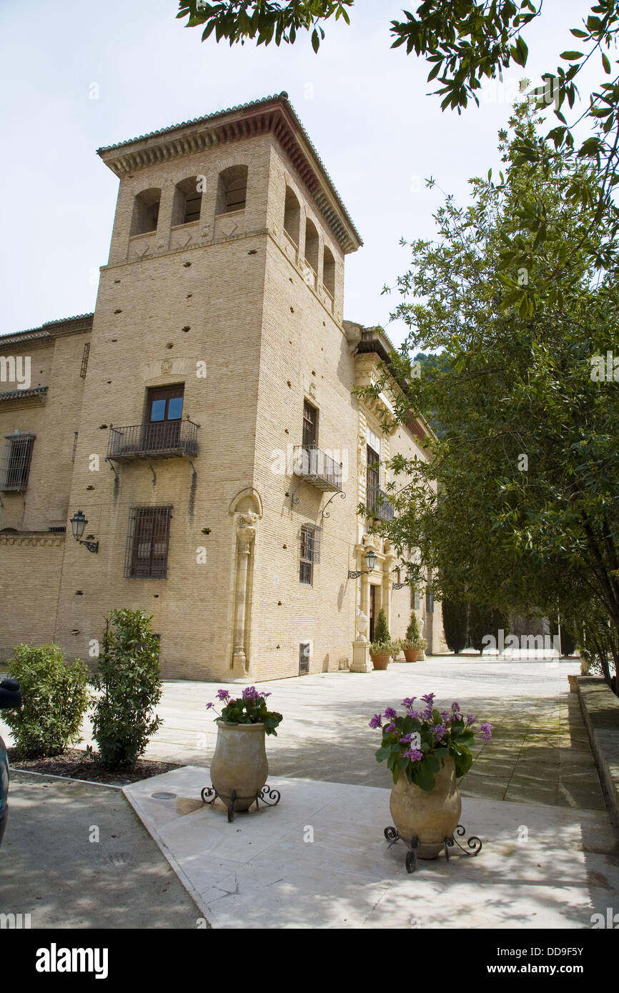 ´Casa de los Cordova´ (Historical archive). Andalusia. Spain - Stock Image