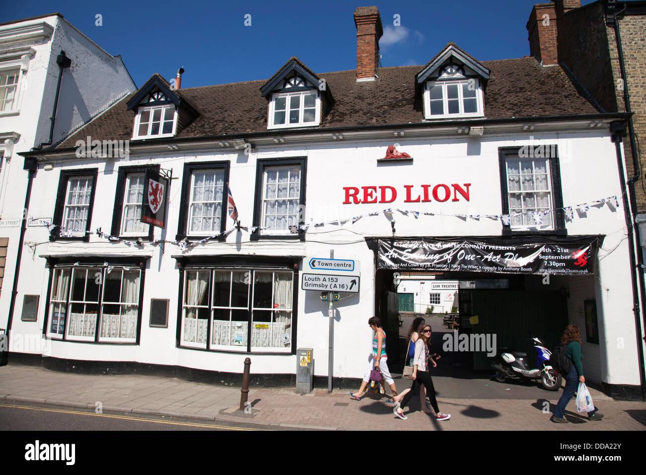 Red lion horncastle