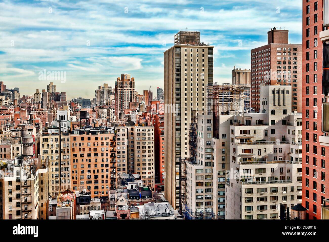 View from High Floor Manhattan Apartment, Upper East Side ...
