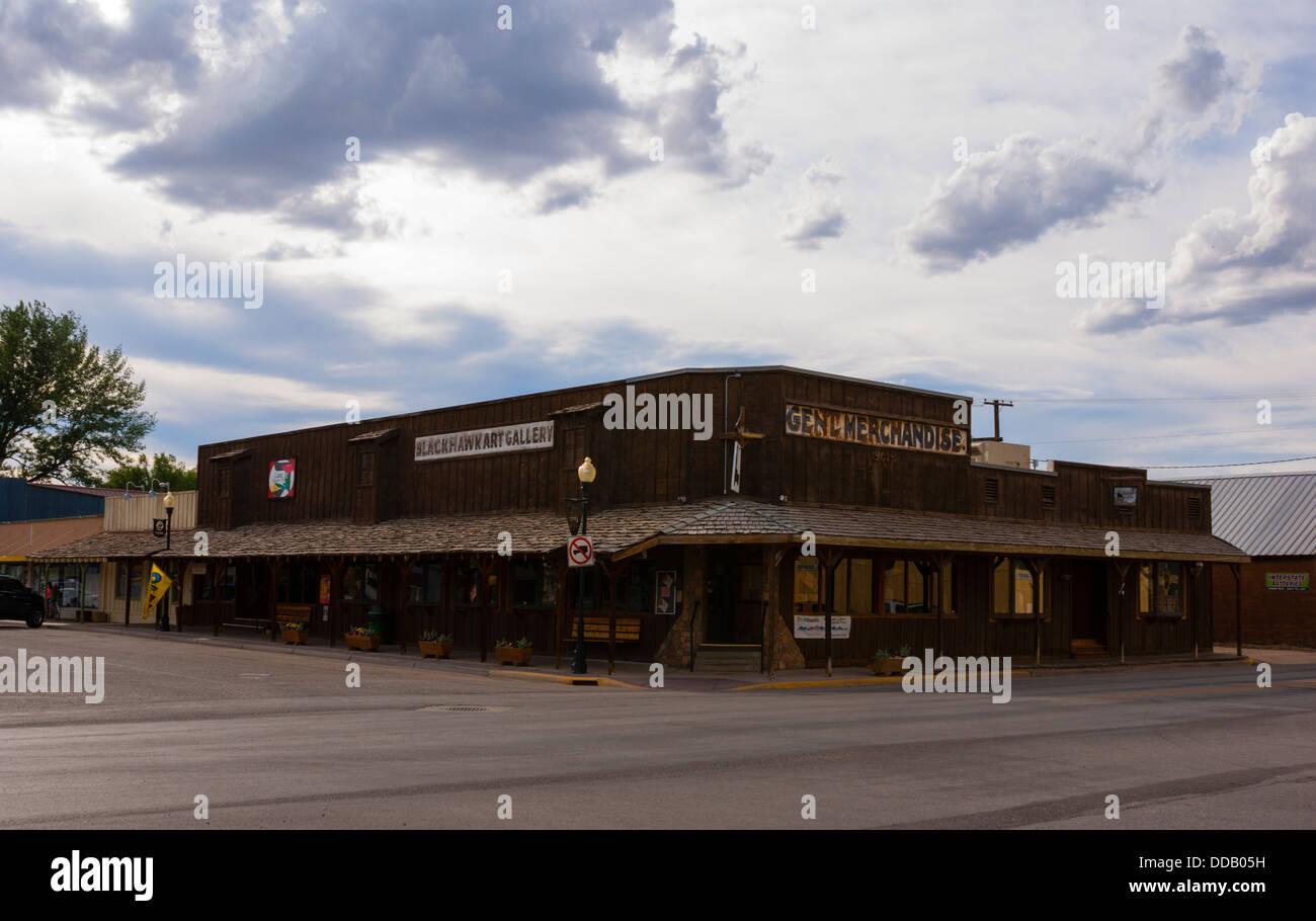 Blackhawk Art Gallery and Genl Merchandise Store in Saratoga Stock