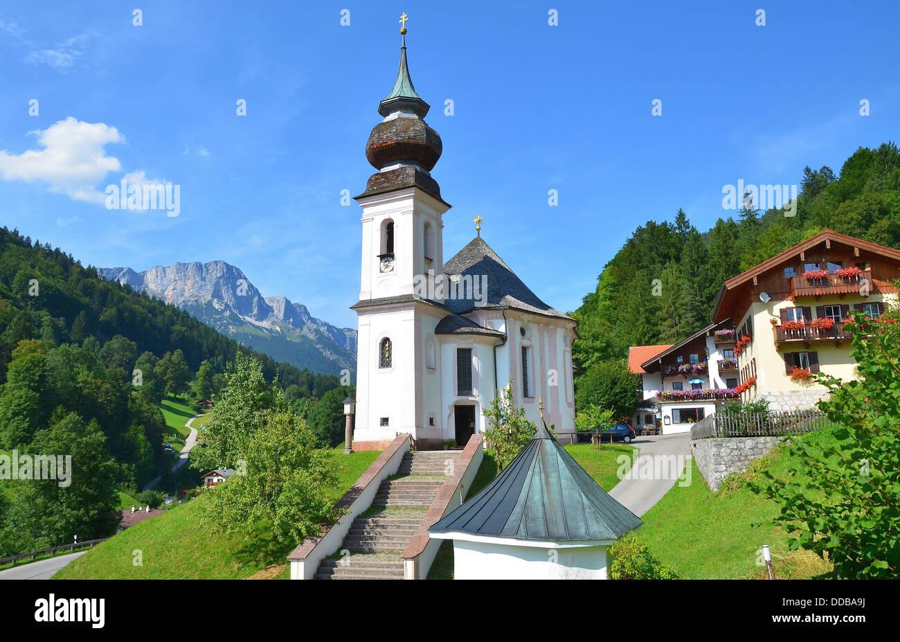 wallfahrtskirche maria gern
