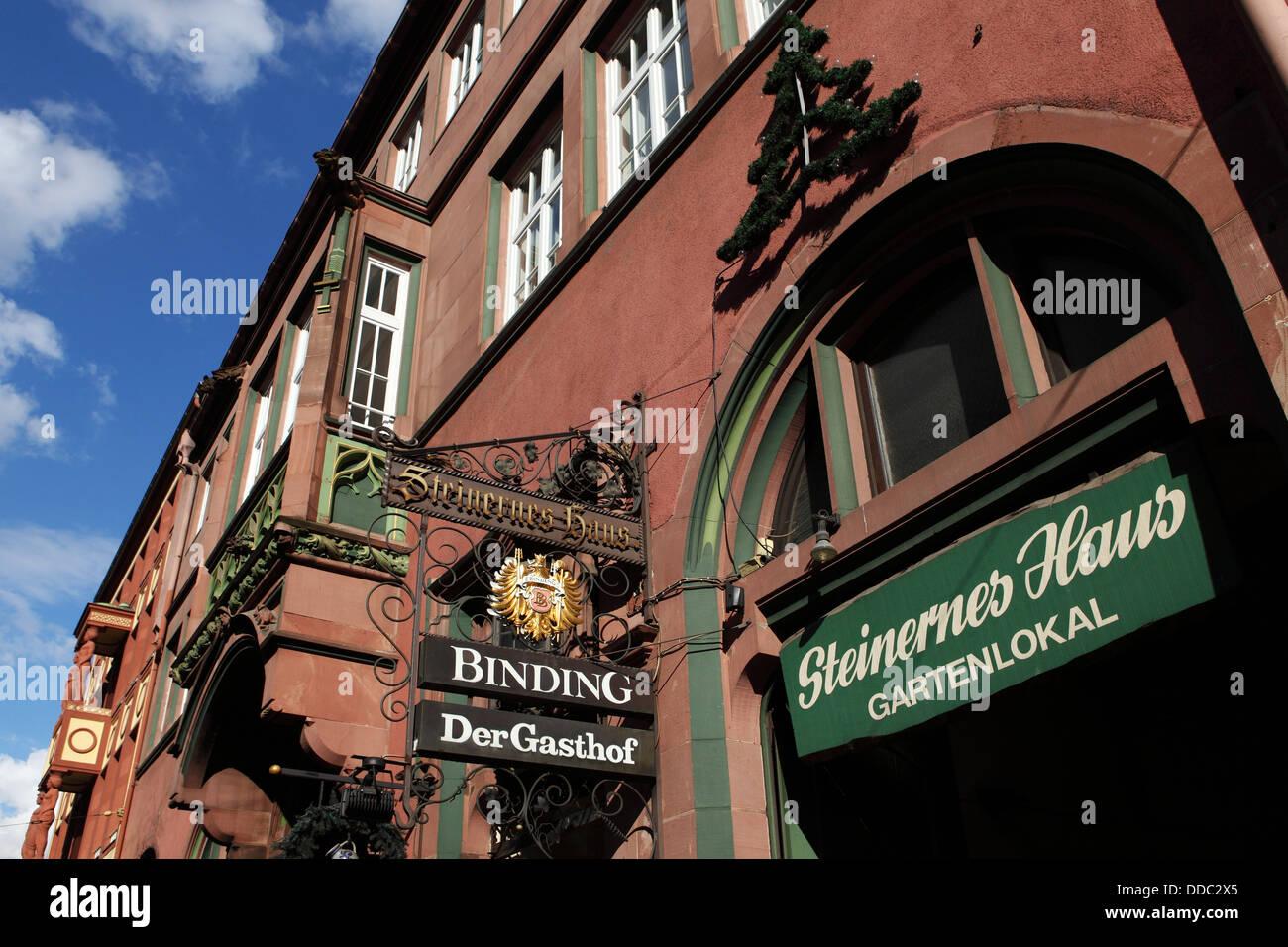 The Bier Garden German Stock Photos & The Bier Garden German Stock ...