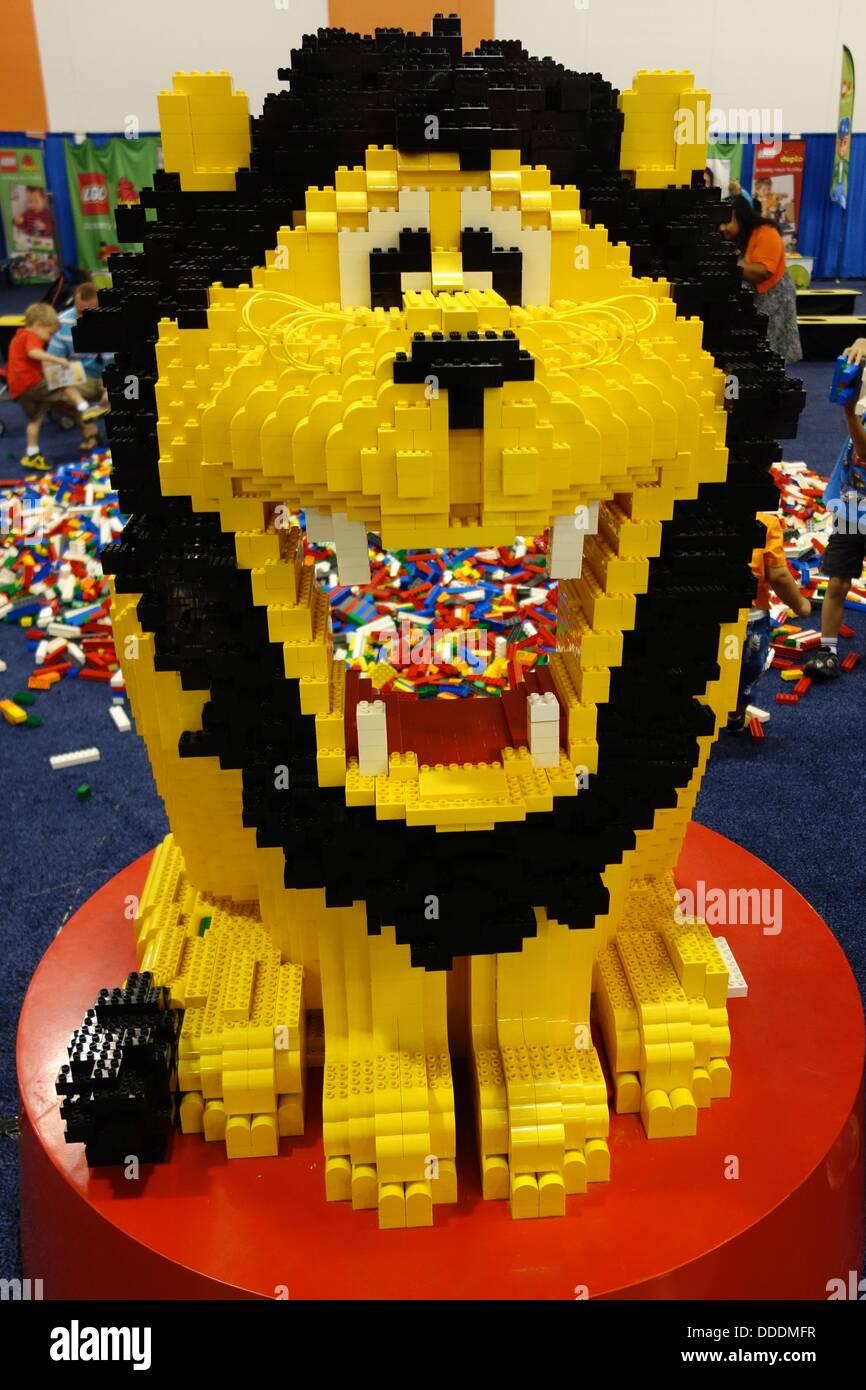 Lego Lion Stock Photos Lego Lion Stock Images Alamy