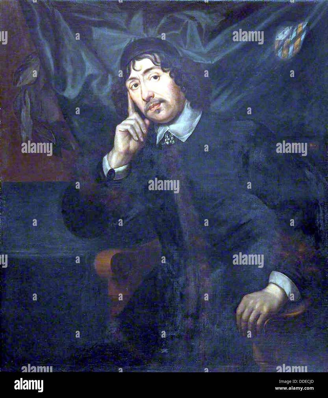 James Shirley or Sherley - Stock Image