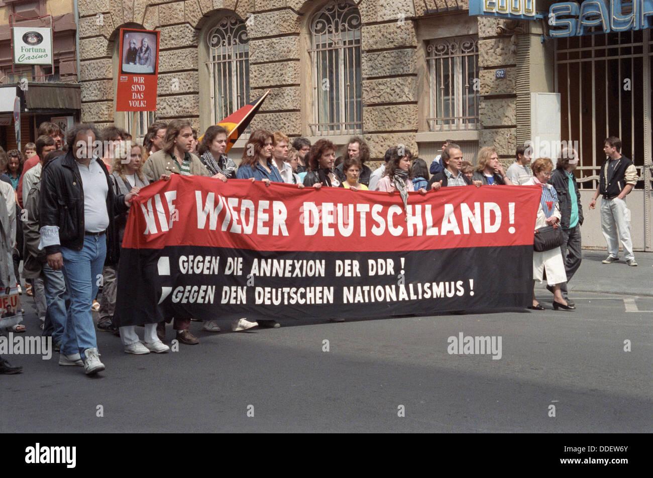 Protestkonsert i polsketakt