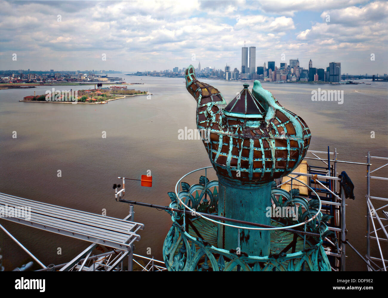 Inside Tour Of Statue Of Liberty