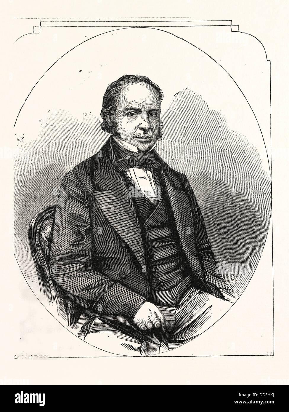 ISAMBARD KINGDOM BRUNEL, 9 April 1806  15 September 1859, was an English mechanical and civil engineer. UK, britain, - Stock Image