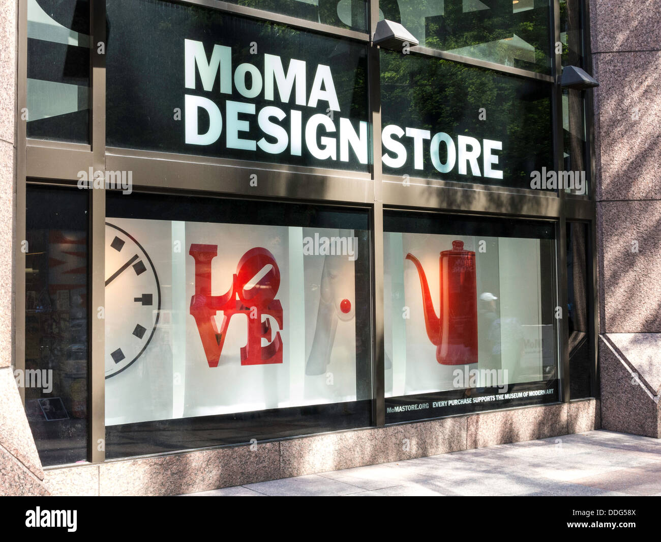 Moma Design Store Stock Photos & Moma Design Store Stock Images - Alamy