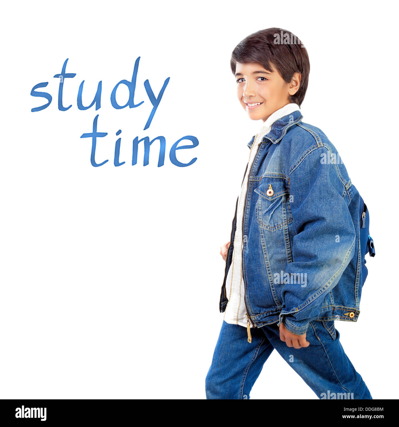 Arab Teen Boy Cut Out Stock Images  Pictures - Alamy-3190