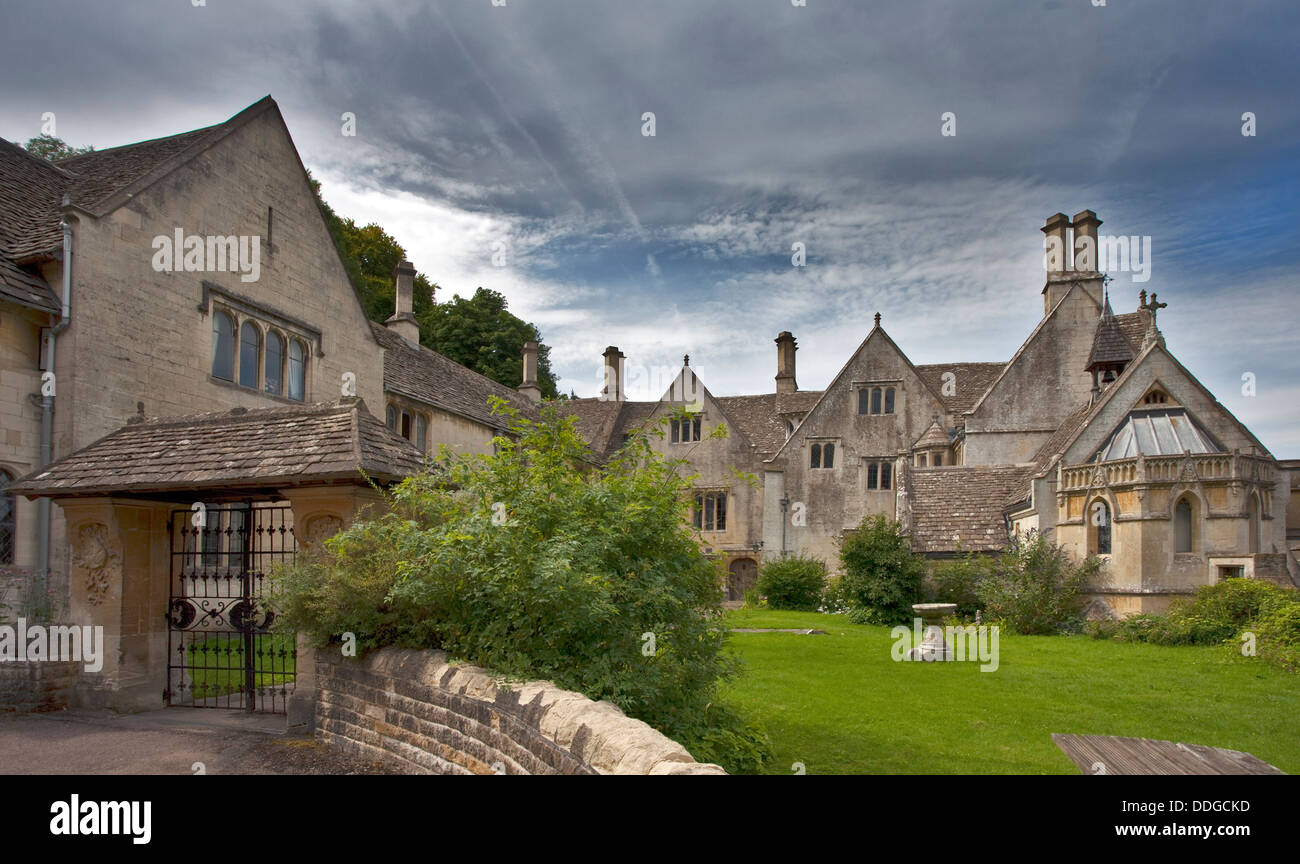 Prinknash Abbey, Prinknash, Gloucestershire, England - Stock Image