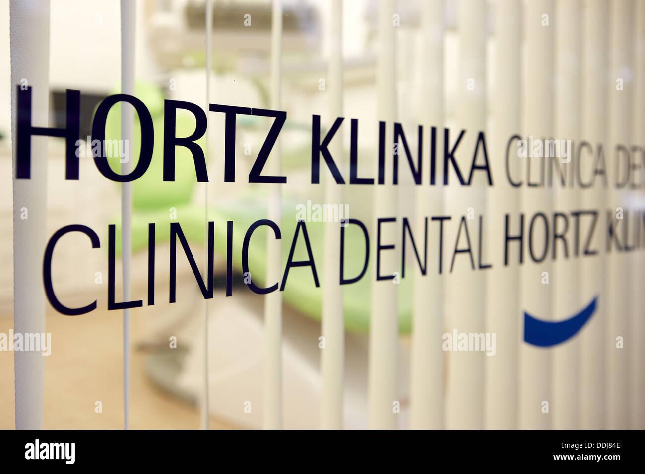 Dental clinic - Stock Image