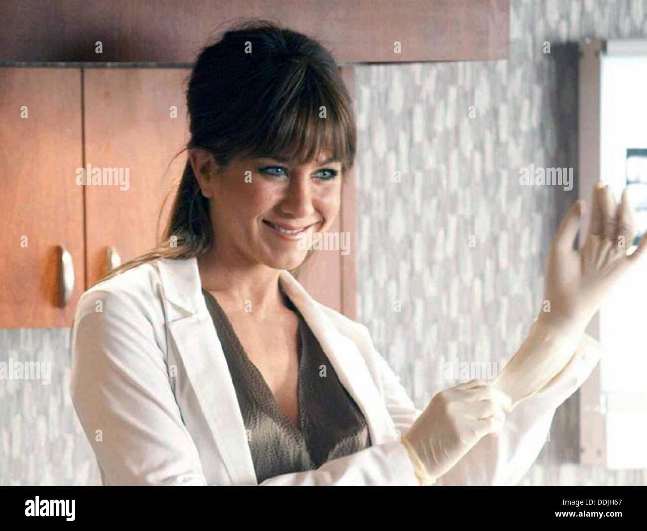 Horrible Bosses 2011 New Line Cinema Film With Jennifer Aniston Stock Photo Alamy