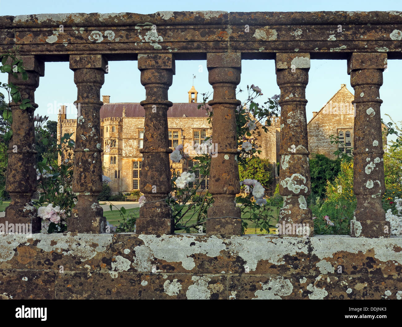 Brympton d'Evercy - Stock Image