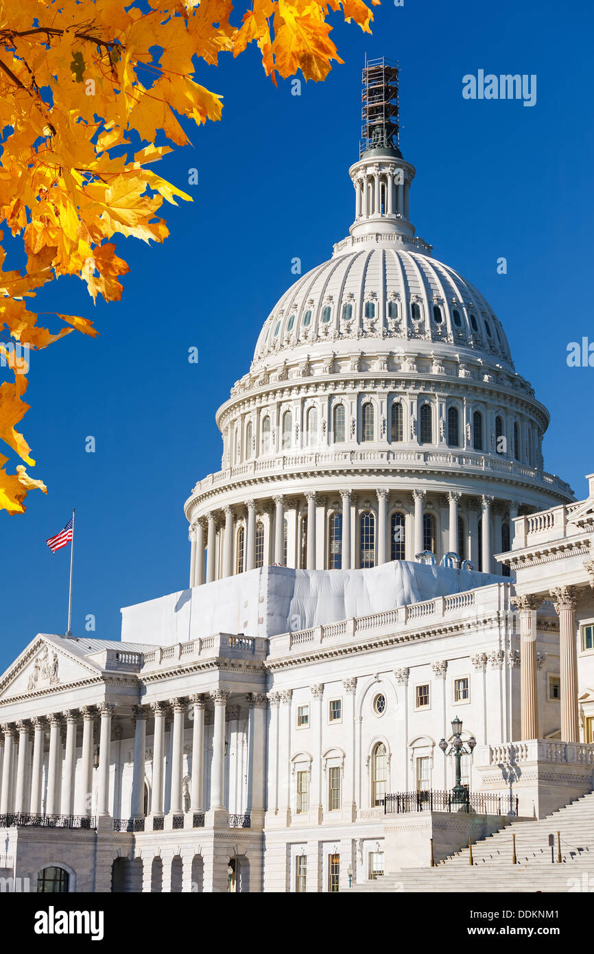 US Capitol - Stock Image