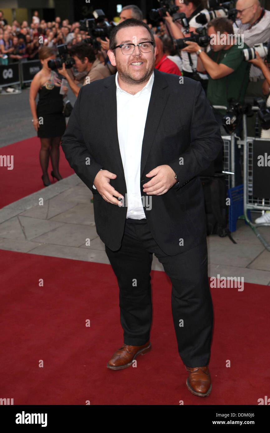 e41d0a0122 Nick Frost Actor Stock Photos   Nick Frost Actor Stock Images - Alamy