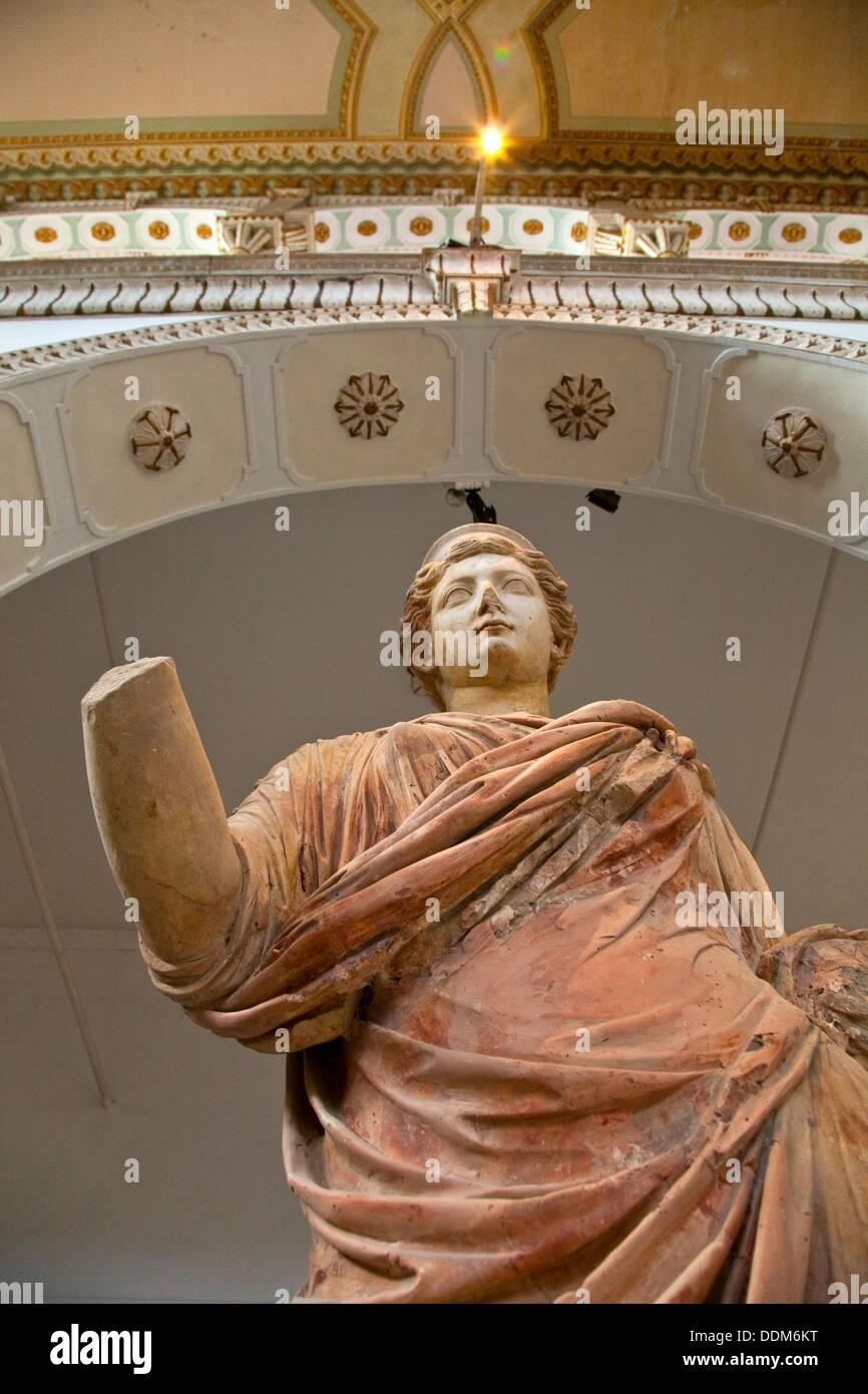 Bardo Museum. Bardo.Tunis. Tunisia. Africa. Stock Photo