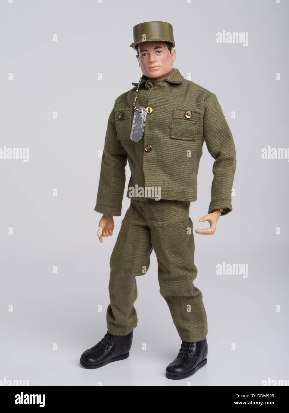 1964 GI Joe Action Figure By Toy Company Hasbro US Armed Forces Army Marine