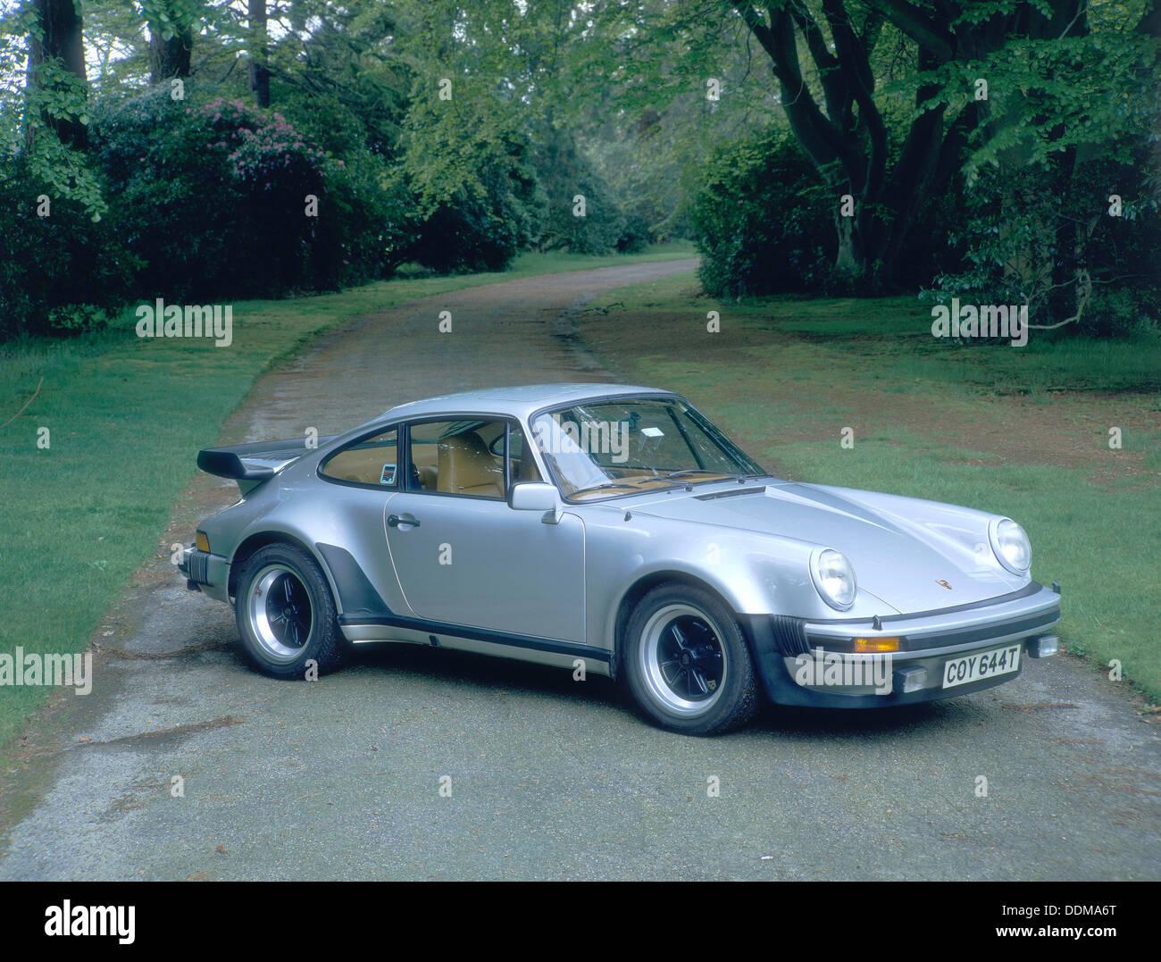 1979 Porsche 911 Turbo. - Stock Image