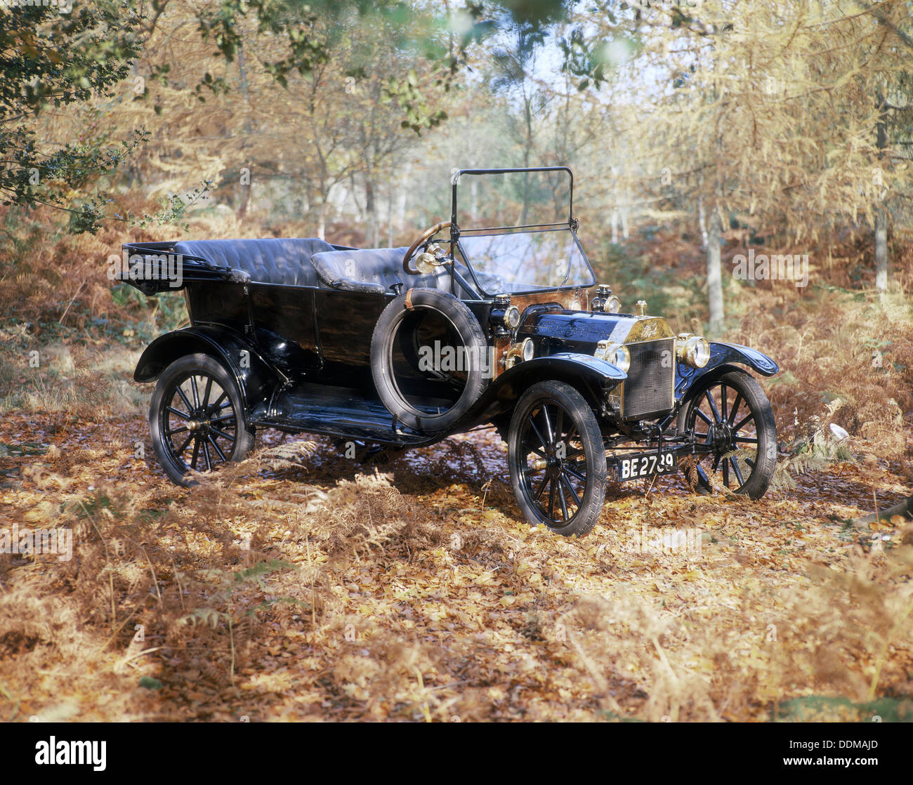 1915 Ford Model T. - Stock Image