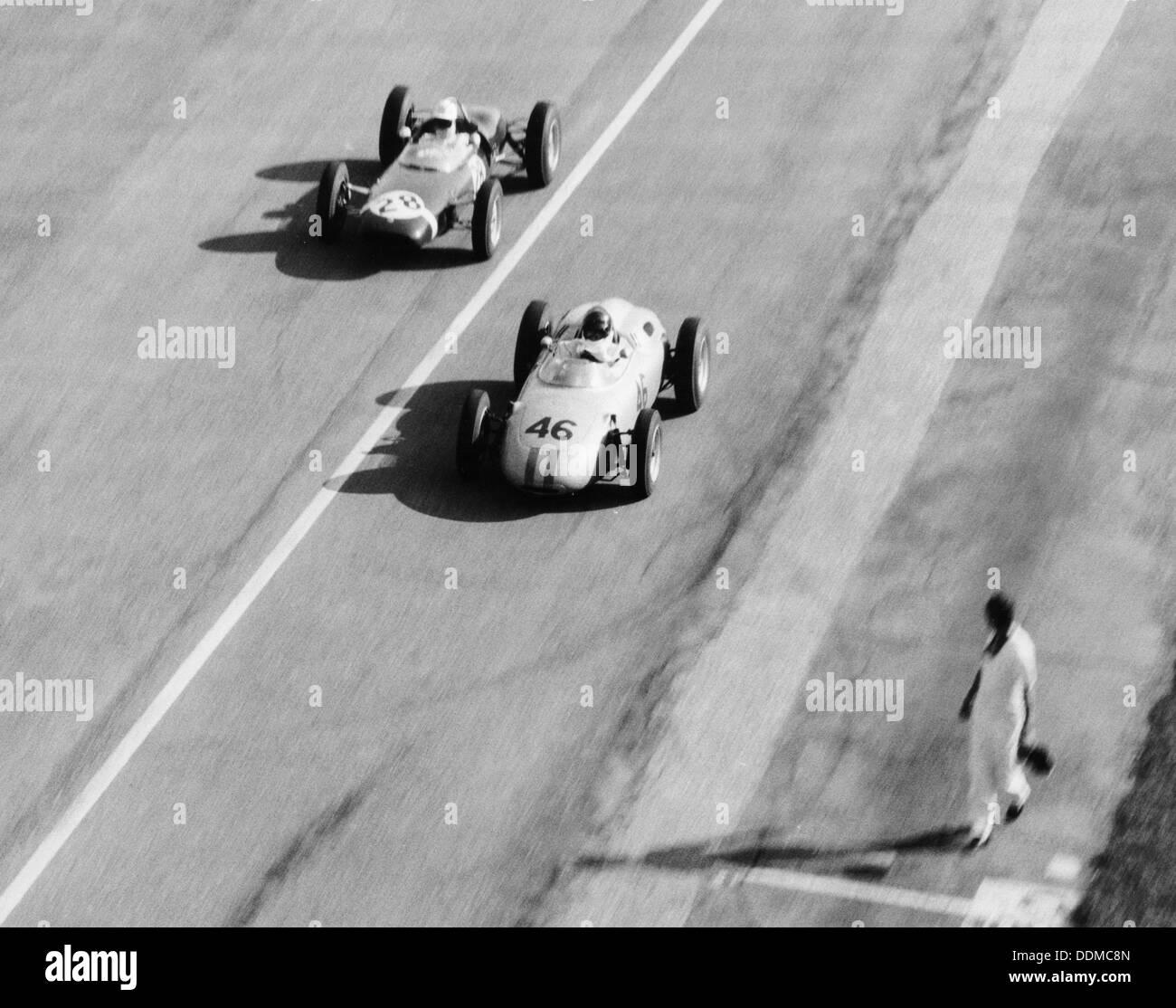 Italian Grand Prix, Monza, 1961. - Stock Image
