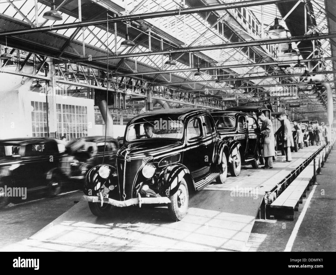 Ford Australia Car Manufacturing