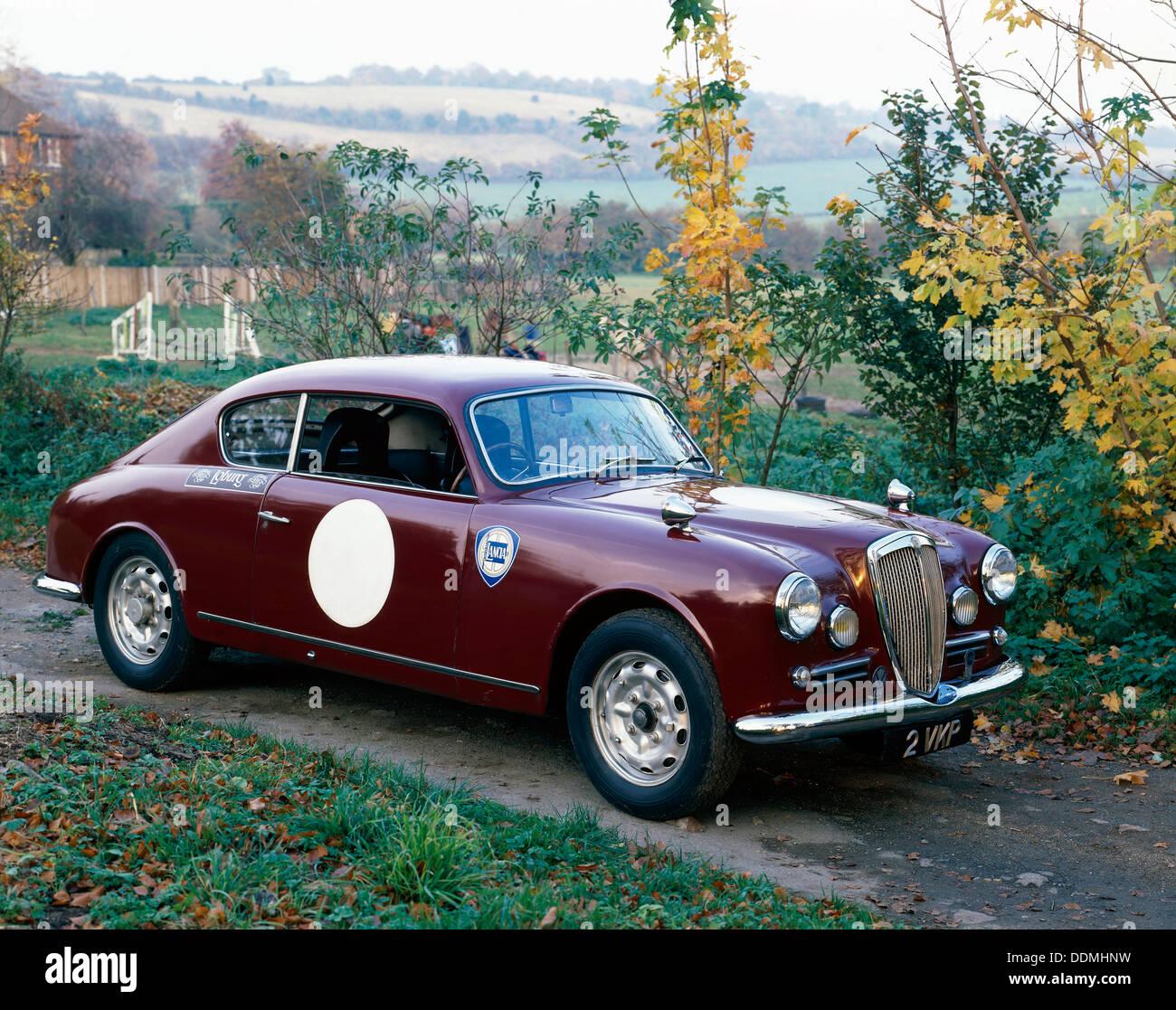 1953 Lancia Aurelia. - Stock Image