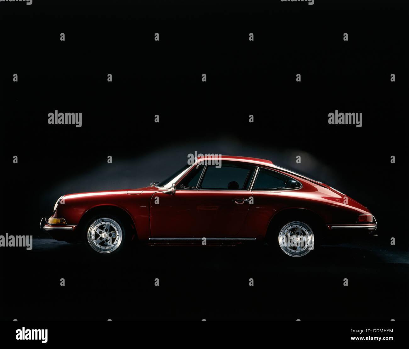 1967 Porsche 911. - Stock Image
