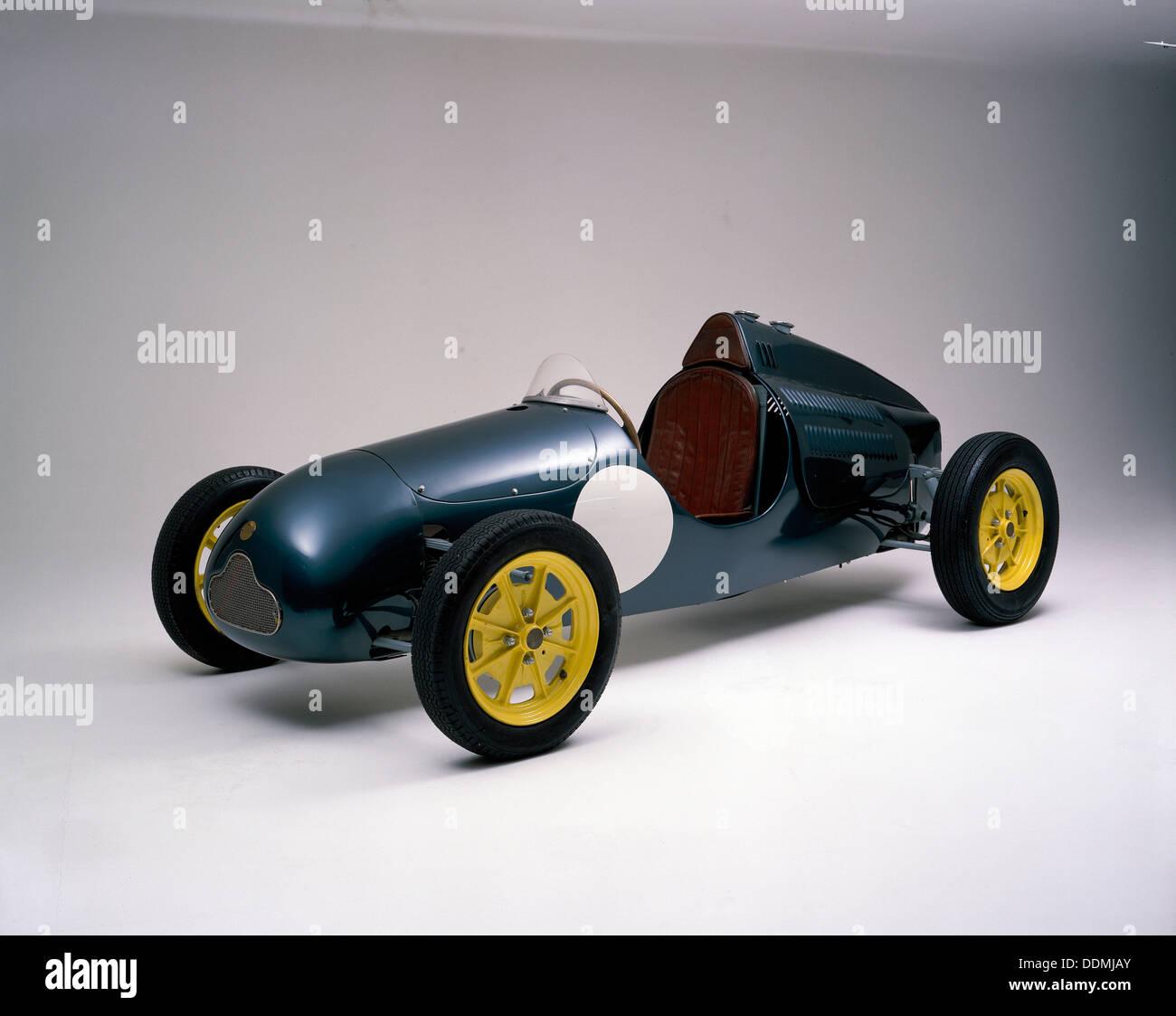 1949 Cooper 500 MK III racing car. - Stock Image