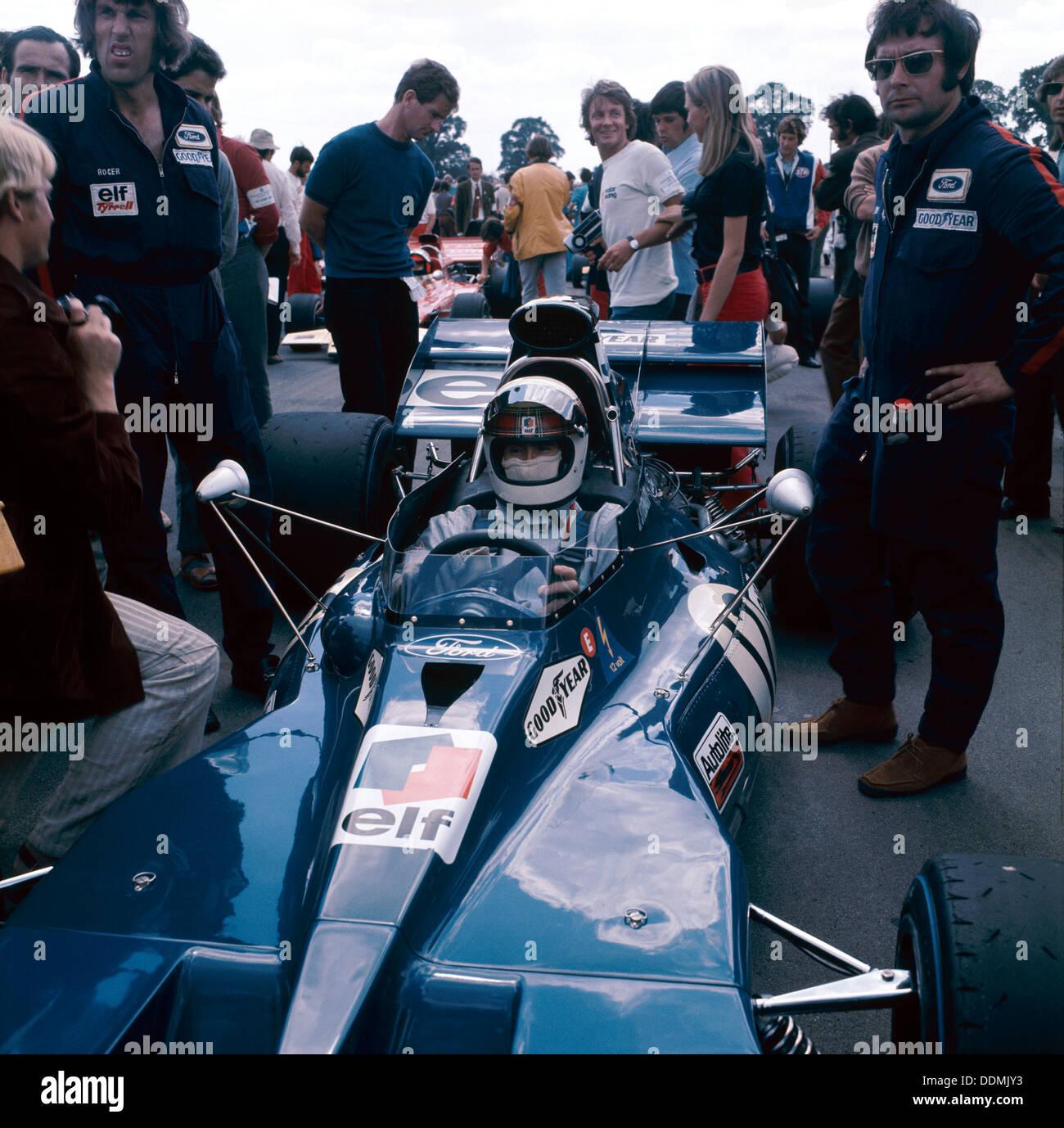 Jackie Stewart Car Stock Photos & Jackie Stewart Car Stock