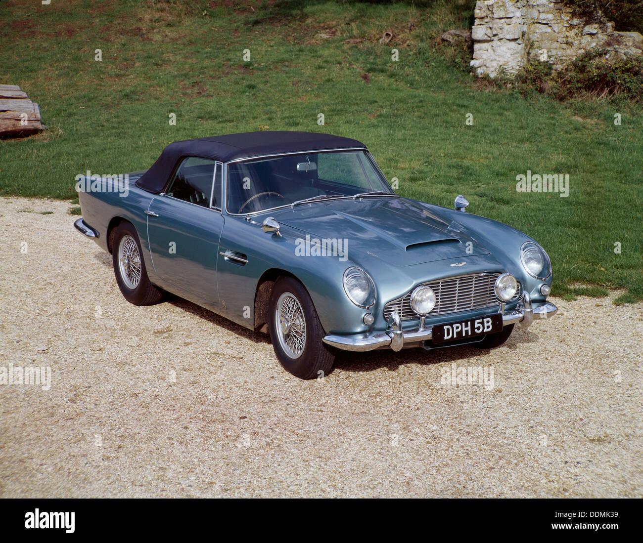 Aston Martin Db Stock Photos Aston Martin Db Stock - 1964 aston martin for sale