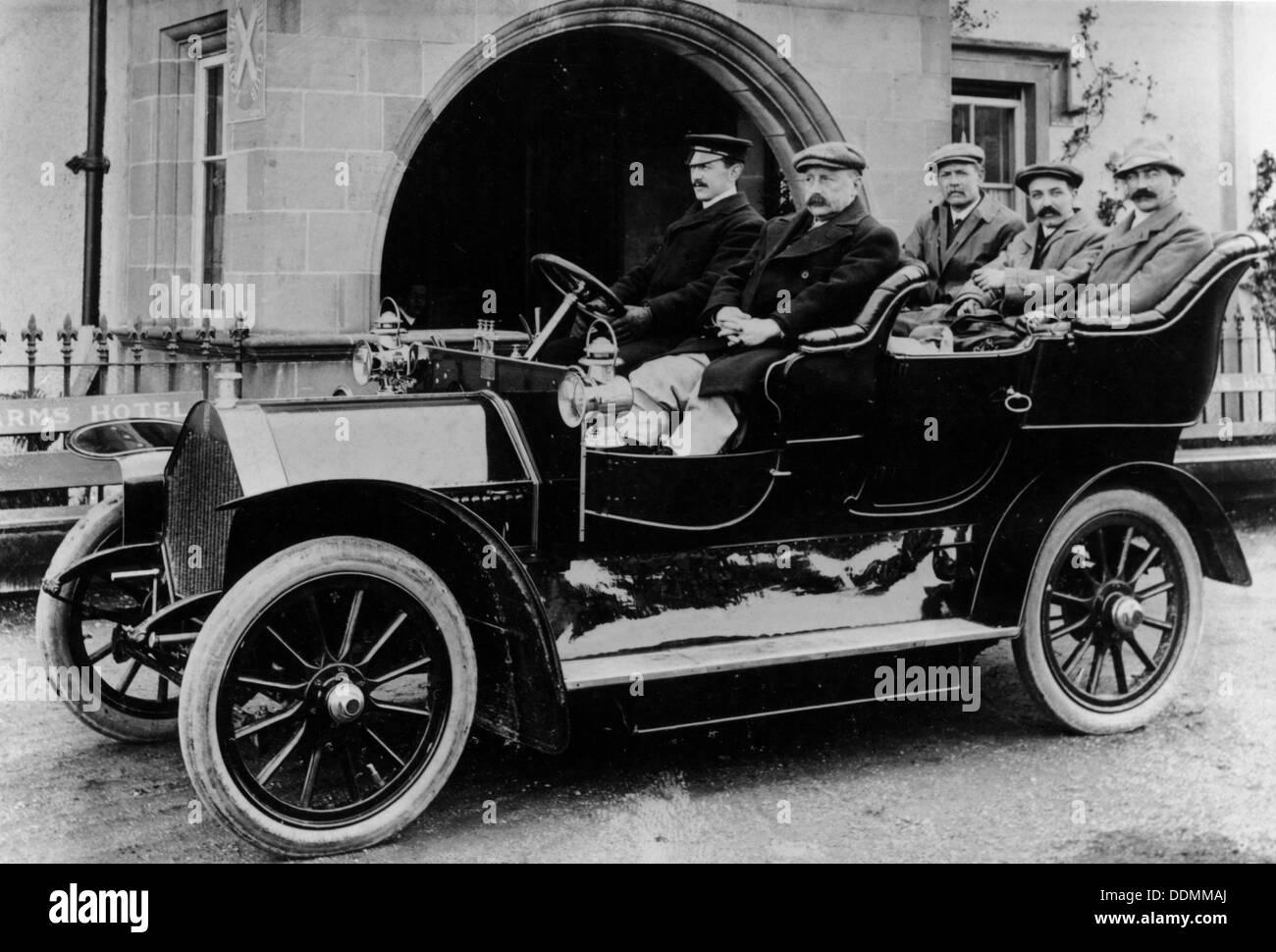 Dunoon Kent Chauffeur