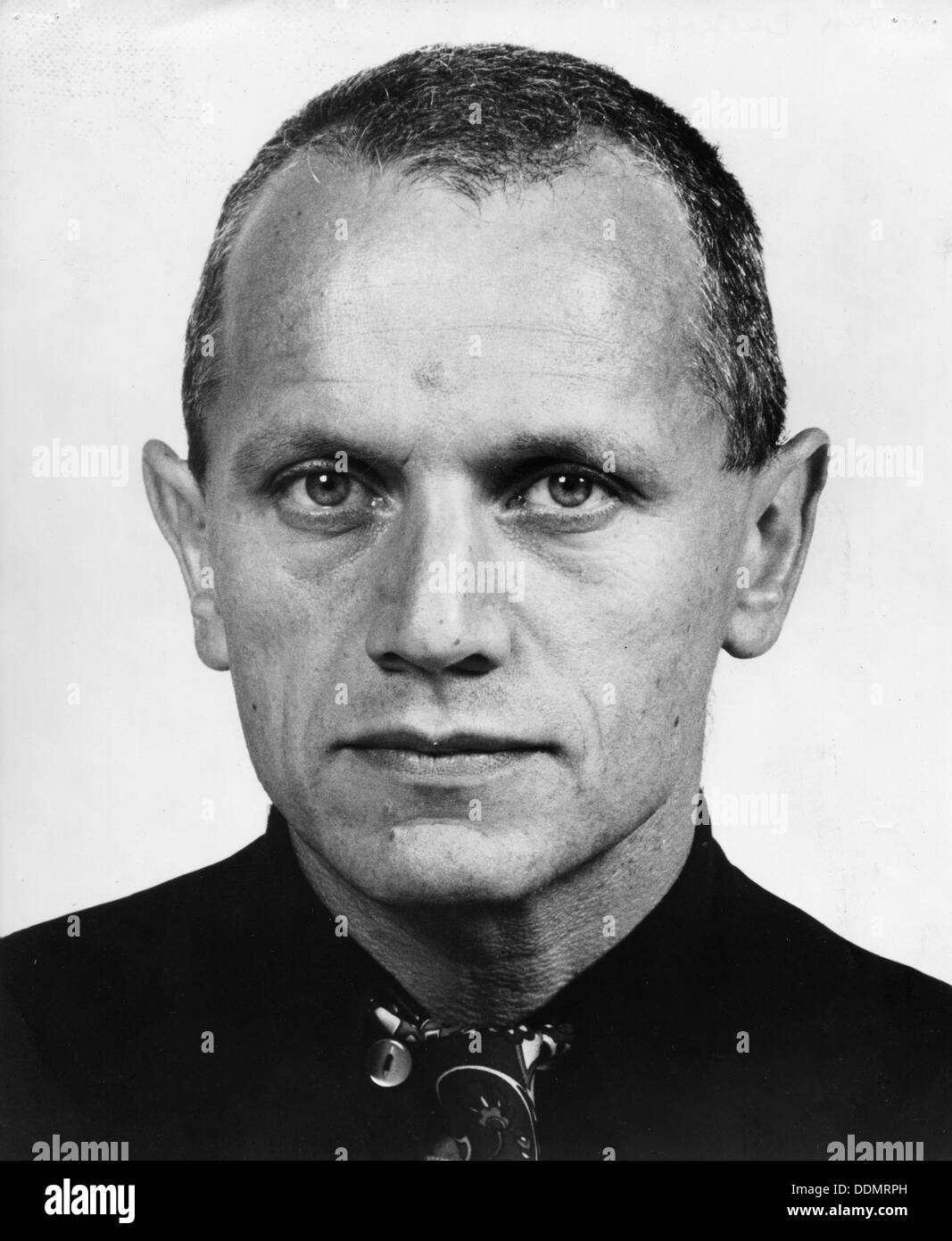 Steve Berkoff (1937- ), British actor, director, playwright and author, 1985. - Stock Image