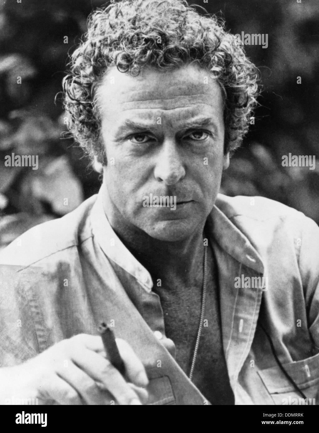Michael Caine (1933- ), British actor, 1989. - Stock Image
